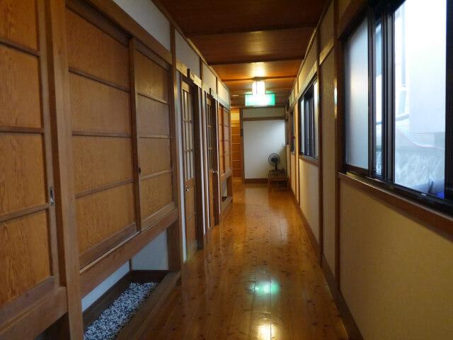 小泉館 宿泊棟のローか画像