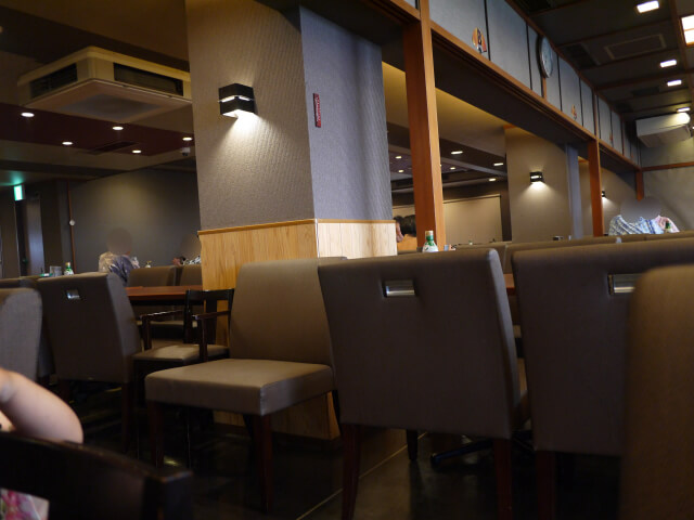 かいけ彩朝楽 レストラン画像