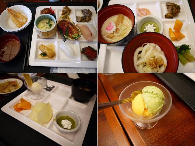 かいけ彩朝楽 夕食画像