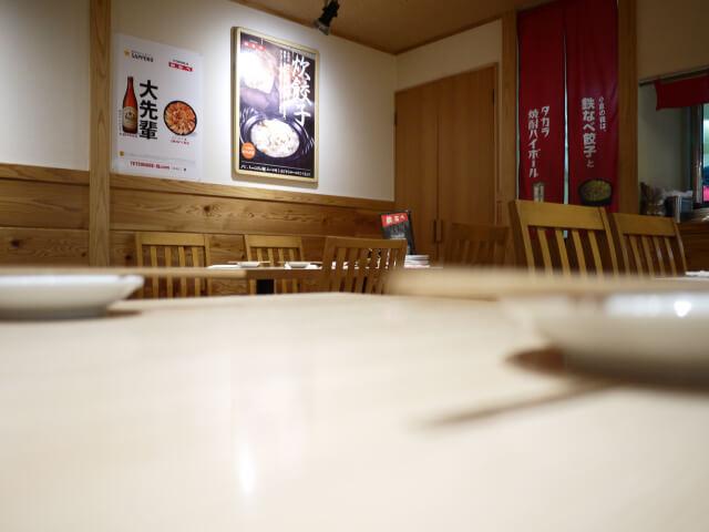 小倉鉄なべエキナカ店内のポスター画像