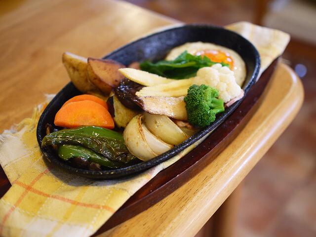 やまちゃんち 焼き野菜画像