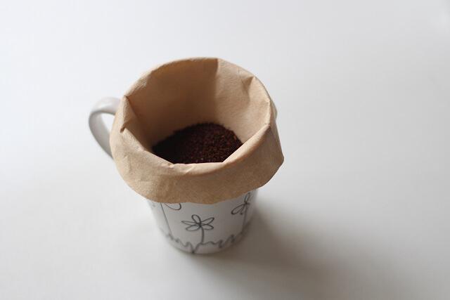 豆乳カフェオレの作り方画像