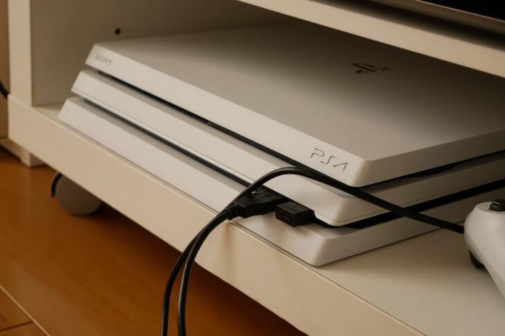 PS4 Pro画像