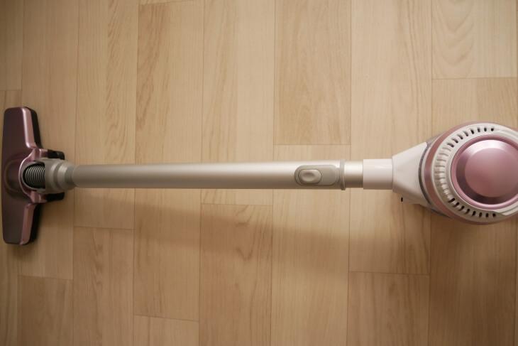 コードレス掃除機APOSEN H10画像