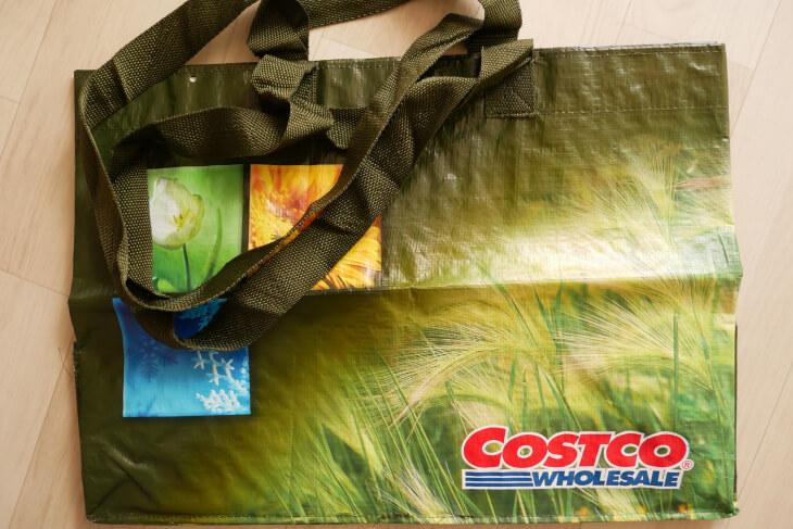 コストコの買い物袋画像